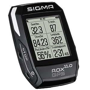 Sigma ROX 11.0 Basic Fahrradcomputer GPS schwarz, One Size