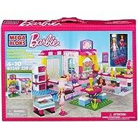Mega Bloks Barbie Build and Play Bakery Shop 229 pieces