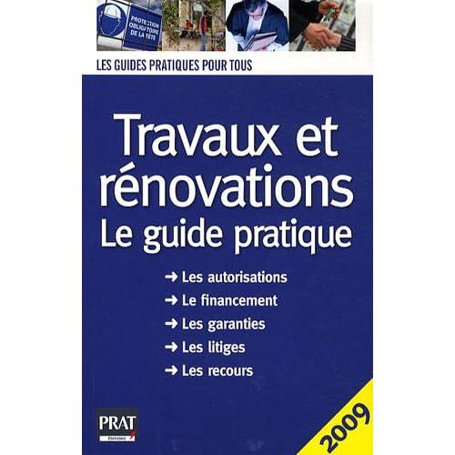 Travaux et rénovations