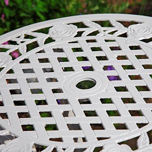 lazy-susan-rose-bistrotisch-mit-2-stuehlen-rundes-gartenmoebel-set-aus-metall-weiss-rose-stuehle-3