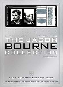 Jason Bourne Collection [Import USA Zone 1]