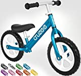 Kinderlaufrad Cruzee OvO Balance Bike - 12 (Blue) by Cruzee, Link führt zur Produktseite bei amazon.de