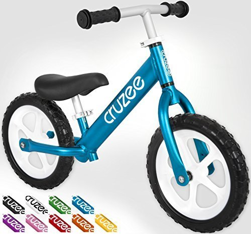 Preisvergleich Produktbild Cruzee OvO Balance Bike - 12 (Blue) by Cruzee