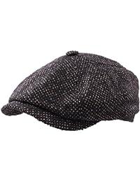 Stetson - Béret - casquette plate homme ou femme Hatteras