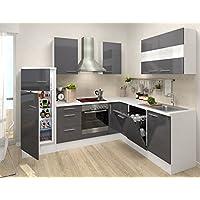 suchergebnis auf f r 260 cm k chenzeilen k che k che haushalt wohnen. Black Bedroom Furniture Sets. Home Design Ideas