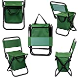 #7: Jubilant Lifetsyle Multipurpose Folding steel Chair With Zippered Bag/ Indoor, Outdoor Chair