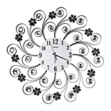 BCC Das Wohnzimmer Ideen moderner, minimalistischer Einrichtung Uhren Wanduhr Super Silent clock Europäische Kunst - Form