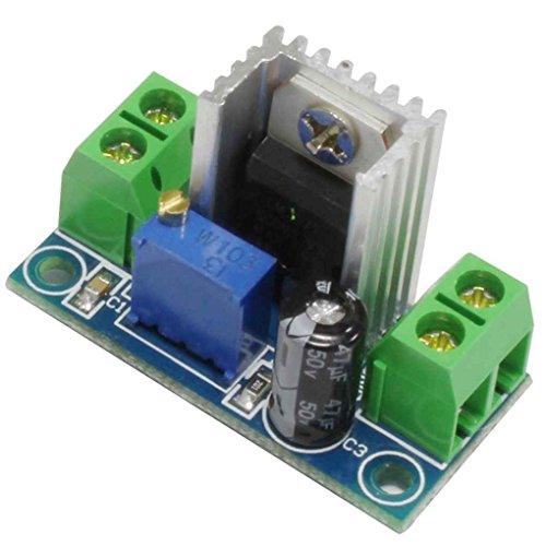Demino Gleichstromwandler Reduction Voltage Regulator Down-Converter Circuit Board 100MHz 1.2-37V Schritt Voltage Converter Circuit
