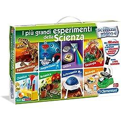 Ciencia y Juego-Juego 66x40 experimentos mas increíbles de la Ciencia (Clementoni 55189.7)