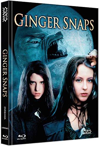 Ginger Snaps [Blu-Ray+DVD] - uncut - auf 250 Stück limitiertes Mediabook Cover A