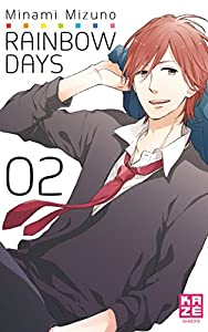 Rainbow days Edition simple Tome 2