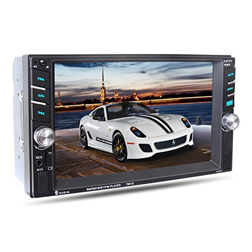 "REAKOSOUND La pantalla táctil capacitiva de 6,6 ""pantalla digital de alta definición 800 * 480-7651D"
