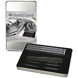 Royal & Langnickel RSET-ART2503 - Set carboncillo de diseño artístico (B00314DBWG) | Amazon Products