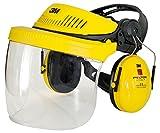 3 m Kopfhörer G500 mit Visier/Gehörschutz