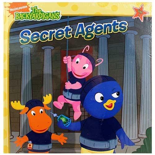 Unbekannt The Backyardigans - Secret Agents - Volume 3
