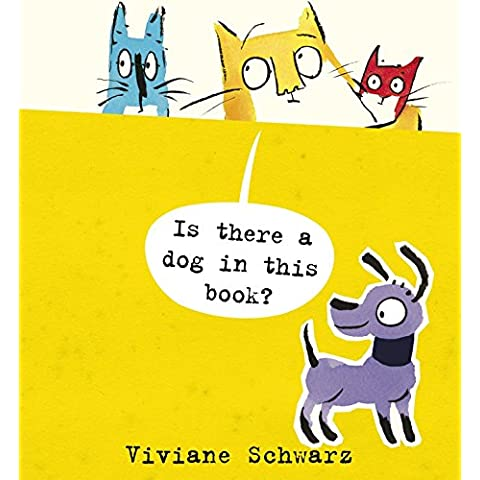 Is There a Dog in This Book? (Cats) - Dog Activity Book