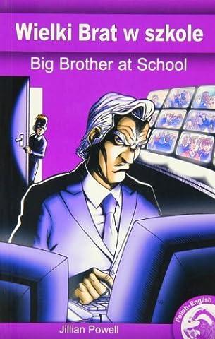 Big Brother @ School (Full Flight English / Polish Dual Language Books) by Jillian Powell (2008-02-07)