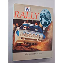 Royal Automobile Club Rally, 1932-86