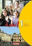 À plus ! - Ausgabe 2004: À plus 1 - Carnet d'activités (Arbeitsbuch) - Französisch für Gymnasien (Sekundarstufe I)