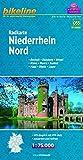 Bikeline Radkarte Niederrhein Nord (NRW03) 1:75 000