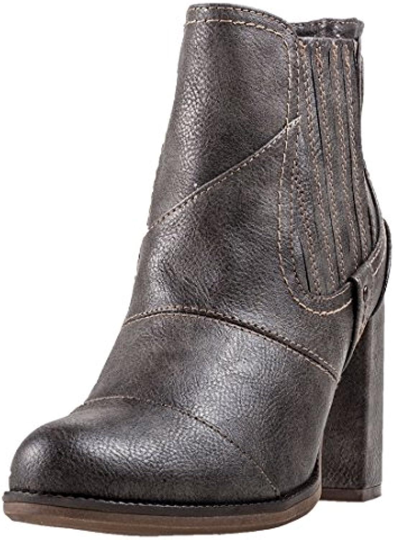 Gentiluomo   Signora Mustang Heel Heel Heel Ankle avvio Donna Stivali Grande varietà Cheapest Vendite globali | Prima Consumatori  | Scolaro/Ragazze Scarpa  a415de
