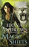 Front cover for the book Magic Shifts by Ilona Andrews