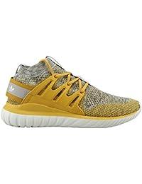 adidas Herren Schuhe / Sneaker Tubular Nova PK gelb 43 1/3