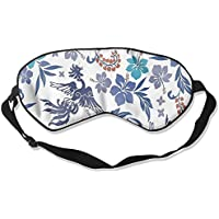 Comfortable Sleep Eyes Masks Tropical Printed Sleeping Mask For Travelling, Night Noon Nap, Mediation Or Yoga E1 preisvergleich bei billige-tabletten.eu