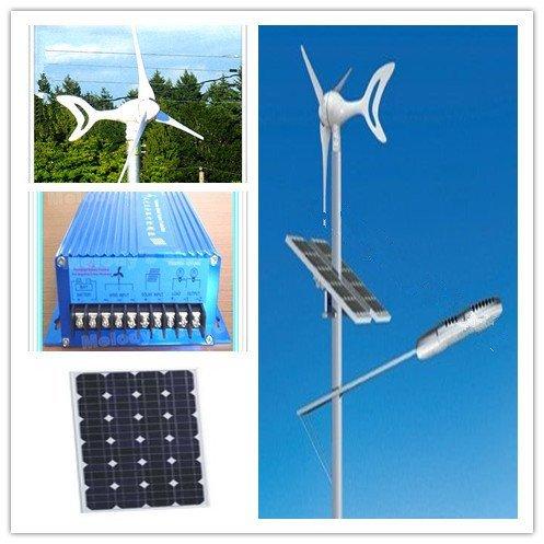 Gowe 400W vento generatore + 200W pannello solare + Wind Solar...