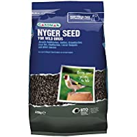 Gardman A06440 0.9 kg Nyger Seed - Multi-Colour