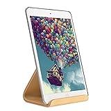 Tablet Ständer für iPad, Samdi Holz Tablet Ständer Halter: Universal Halter, Halterung, Dock, Wiege für iPad Pro 10.5 / 9.7, iPad Air 2 3 4, iPad mini 1 2 3 4, Samsung Huawei E-Reader und Google Nexus