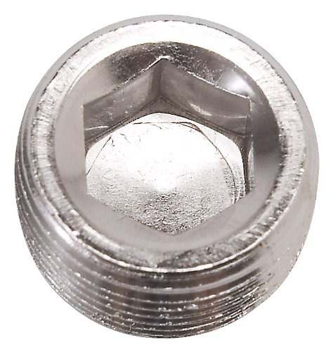 Russell Performance 662041 Endura Pipe Plug Fitting 1/4 NPT -