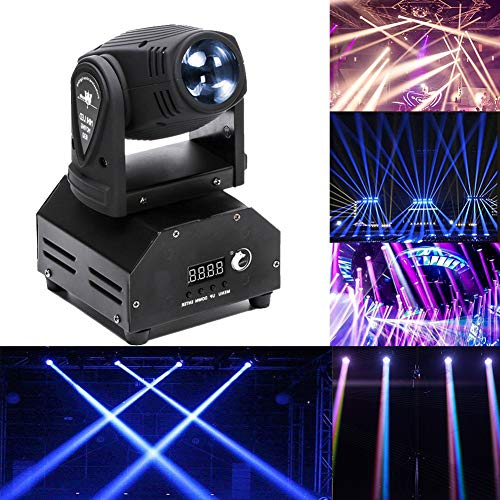 Commercial Lighting Disco Ball Dmx512 Auto-running Ac85-240v 18w 9 Led Rgbw Magic Ball Stage Light Lighting Fixture For Party Dj Show Bar Rapid Heat Dissipation