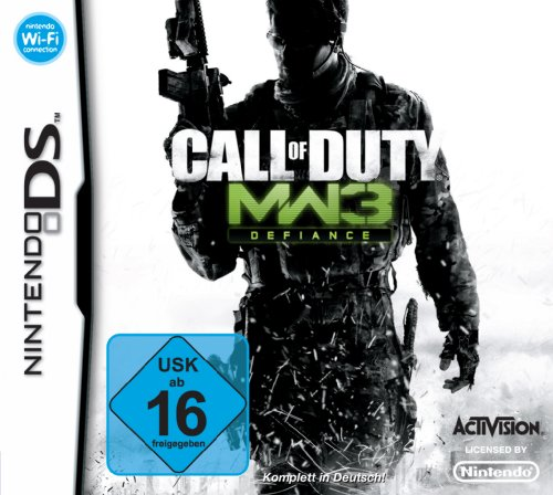 Call of Duty: Modern Warfare 3 - [Nintendo DS]