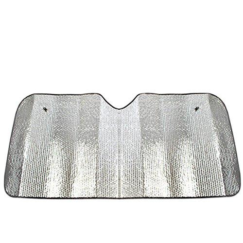 Wicemoon Parasoles de aluminio para coche