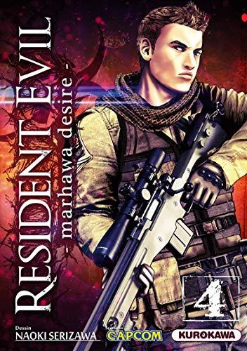 Resident Evil - Marhawa Desire Vol.4 par CAPCOM