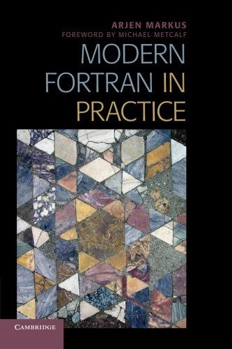 Modern Fortran in Practice Paperback