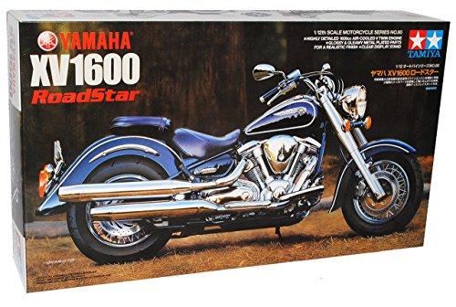 Yamaha Xv1600 Xv 1600 Road Star 1999 14080 Bausatz Kit 1/12 Tamiya Modellmotorrad Modell Motorrad