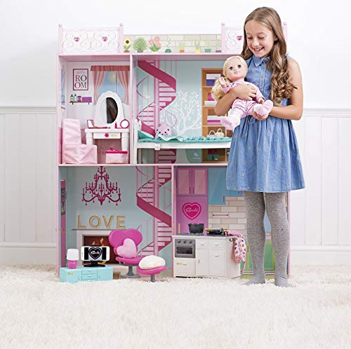 NEW Sindy 111cm Doll's House for Dolls Under 18