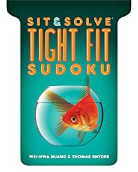 Sit & Solve® Tight Fit Sudoku