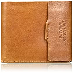 Flying Machine Brown Mens Wallet (FMAW0219)