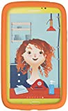 Samsung EF-PT210IOEGWW Kids Grip Hülle Kit für Galaxy Tab 3 Kids 7.0 orange