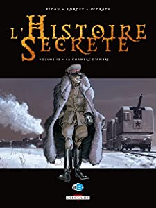 """Afficher """"L'histoire secrète n° 15<br /> La chambre d'ambre"""""""