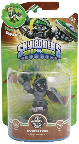 Skylanders Swap Force - Single Charakter - Swap Force - Doom Stone (Skylanders Team Swap)