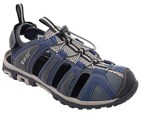 Hi-Tec uomo Cove Breeze sandali da trekking e scarpe da trekking, blu, 40