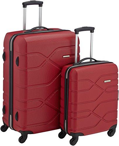 american-tourister-set-de-bagages-houston-city-2-pieces-75-cm-rouge