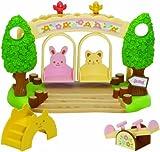 Sylvanian Families Kindergarten Spielplatz Schaukel Set