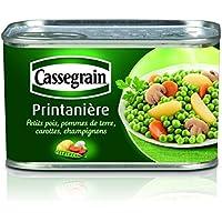 Cassegrain Printanière de légumes La boîte de 400g - Prix Unitaire - Livraison Gratuit Sous 3 Jours