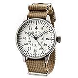 Pilot jlp-102–Armbanduhr, Armband aus Nylon
