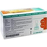 Aguja pluma insulina diabetico Ominican 31G X 8 mm-Caja 100u